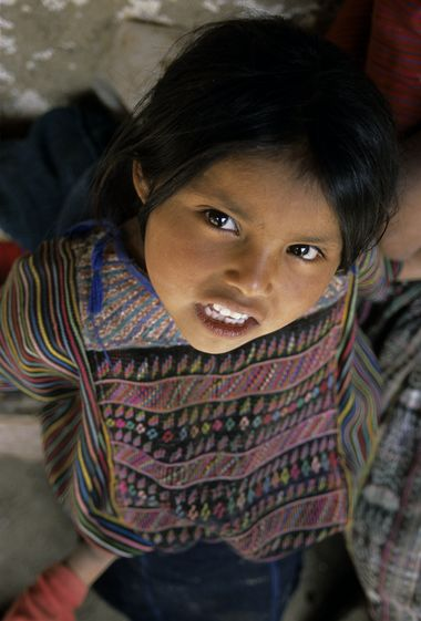 Girl from Todos Santos