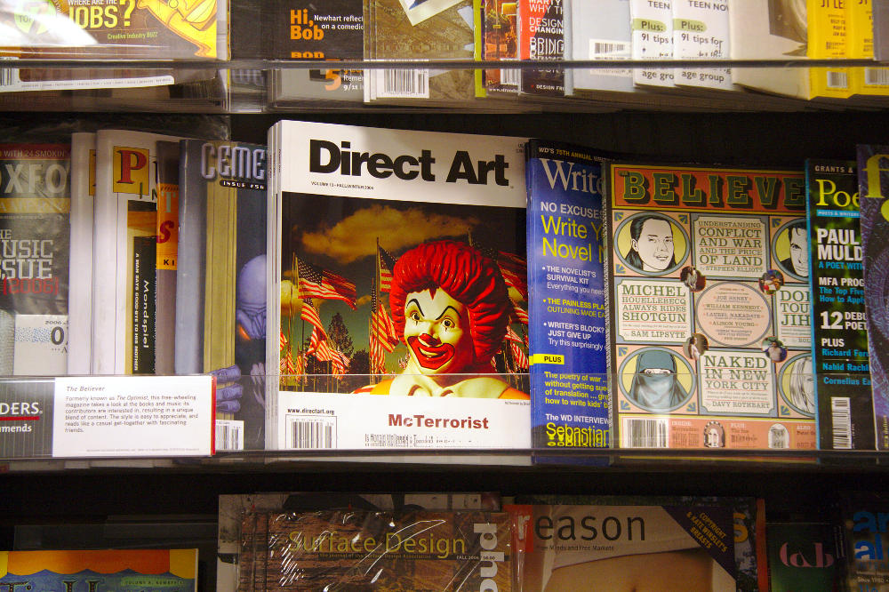 Larger image of Direct Art Magazine